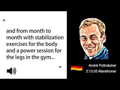 Marathon Training - Andrè Pollmächer - Sweat Elite