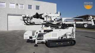 getlinkyoutube.com-Fraste MULTIDRILL XL DR Geothermal Drilling rig