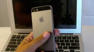 getlinkyoutube.com-Como restaurar formatear resetear iPhone con jailbreak a fabrica iOS 7 2014