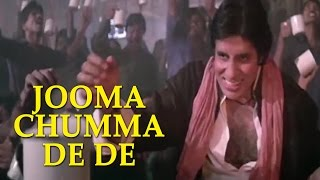 Jooma Chumma De De - Sudesh Bhosle, Kavita Krishnamurthy | Hum