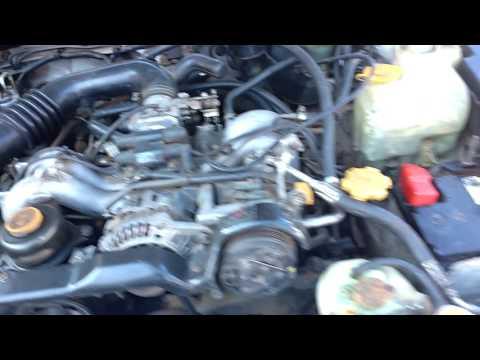 Como Realizar Escaner, Autodiagnostico Subaru Legacy/Impreza (Check Engine Encendido)
