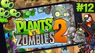 getlinkyoutube.com-새로운 캐릭터,왕좀비,식물강화?! 식물대좀비 투! 12편(plants vs zombies 2) - 모바일 Mobile [양띵TV삼식]