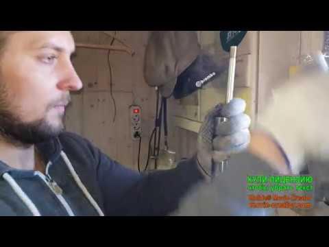 Расположение у Киа Каденза передних тормозных дисков