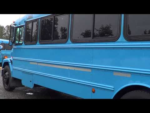 Northwest Bus Sales - 2002 Thomas Freightliner 36 Passenger Commercial Bus For Sale - B87533