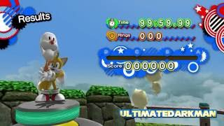 getlinkyoutube.com-Sonic Generations - Tails in Windy Valley
