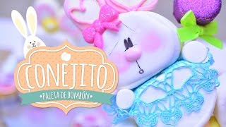 getlinkyoutube.com-Conejito, paleta de bombón