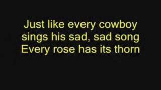 getlinkyoutube.com-Poison-Every Rose Has Its Thorn