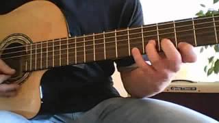 getlinkyoutube.com-Desperado guitar (all guitar solos) guitar lesson + tab