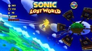 getlinkyoutube.com-Sonic Lost World - Part 10 - Super Sonic Fun (Wii U Version)