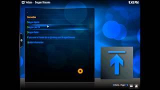 getlinkyoutube.com-XBMC / KODI 2015: How to Install Dragon Stream New IPTV Video Addon
