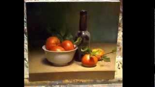 getlinkyoutube.com-Oil painting