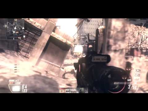 ||Black Ops 2|| Sniper Montage|| 'RELENTLESS' by Azton||