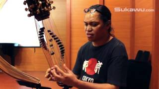 Belajar alat Musik tradisional Sasando bersama Jaya Suprana School