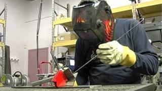 getlinkyoutube.com-How To TIG Weld - TIG Welding with the Eastwood TIG 200 Welder