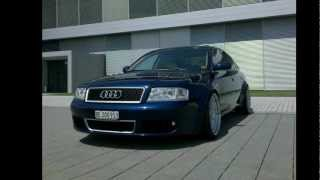 getlinkyoutube.com-Audi A6 Quattro Drift