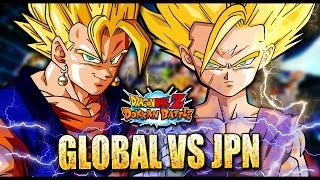 getlinkyoutube.com-GLOBAL VS JPN, WHICH DO YOU PREFER? | DISCUSSION | DOKKAN BATTLE | JPN | Global |