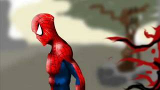 getlinkyoutube.com-Spider Man NEW COSTUME !!!