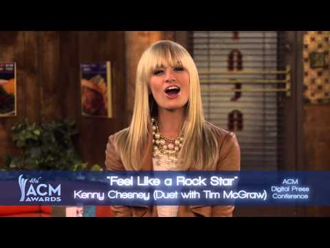 2013 ACM Awards Vocal Event of the Year Nominees Presented by Beth Behrs