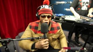 Papoose - Freestyle @ Sway in the Morning
