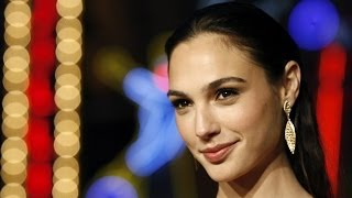 getlinkyoutube.com-Gal Gadot Is Officially Our New Wonder Woman - AMC Movie News