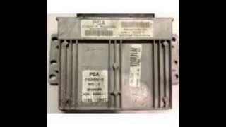 getlinkyoutube.com-Serviço de reparo do modulo de injeção PEUGEOT 206 1.4 SAGEM S2000