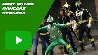 Top Ten #28 Best Power Rangers Seasons