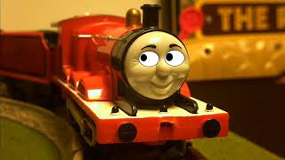Tomy/Trackmaster T&F Remake - Tenders and Turntables/Trouble In The Shed