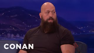 "The Big Show: Dwayne ""The Rock"" Johnson Loves Karaoke    CONAN On TBS"