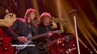 getlinkyoutube.com-Bon Jovi - Wanted Dead Or Alive (Madison Square Garden 2012)