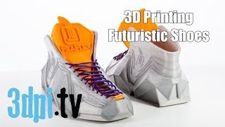 getlinkyoutube.com-3D Printing Your Future Shoes with Filaflex