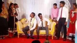 getlinkyoutube.com-Surprise Dance Tamil Wedding