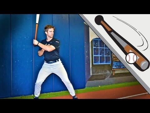 Baseball Hitting Secrets - Top Hand/Bottom Hand Drills