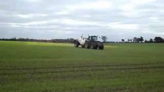 FarmGEM Gem-Trak Trailed Sprayer