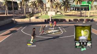 getlinkyoutube.com-NBA 2K15| Drop Off Biach