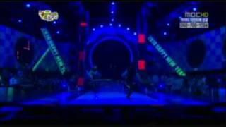 getlinkyoutube.com-MBC Star Dance Battle - Round 1 - MBLAQ [100214]
