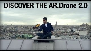 getlinkyoutube.com-Discover the NEW AR.Drone 2.0. Fly & Record in HD