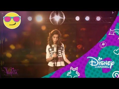 Disney Channel España | Videoclip Karaoke Pide un Deseo - Ganadores Violetta: Tu Sueño Tu Música