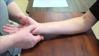 getlinkyoutube.com-Carpal Tunnel Syndrome Provocative Tests & Physical Exam