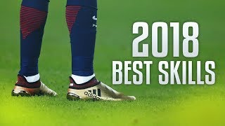 Best Football Skills 2018 HD