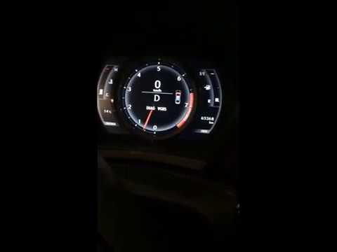 Lexus IS250. Замена масла в АКПП. Правильный уровень масла