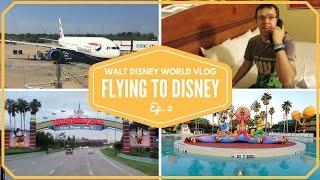 getlinkyoutube.com-Walt Disney World Vacation April 2015   Flights to Orlando   Episode 2