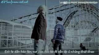 [Vietsub + Kara] BLUE - BIG BANG (Full MV)
