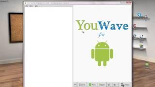getlinkyoutube.com-تحميل وتنصيب وتفعيل برنامج Youwave Android
