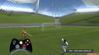 getlinkyoutube.com-Как забить при выходе 1 на 1 с вратарем в FIFA 14