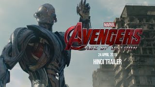 Marvel's Avengers: Age Of Ultron Trailer 3 (Hindi)   Releasing 24 April 2015