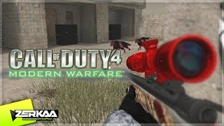getlinkyoutube.com-ZOMBIE MOD ON COD4 (Call of Duty 4 PC) (Part 1)