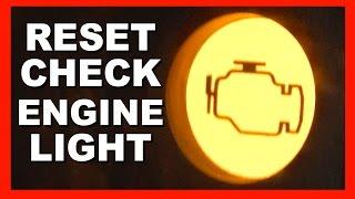 getlinkyoutube.com-How To Reset Your Check Engine Light with no special tools