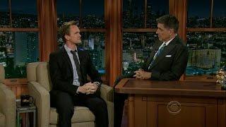 getlinkyoutube.com-Late Late Show with Craig Ferguson 9/21/2012 Neil Patrick Harris, Gerry Dee