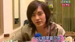 """getlinkyoutube.com-Joe Cheng cuts his hair for """"It Started with a Kiss 2""""!"""