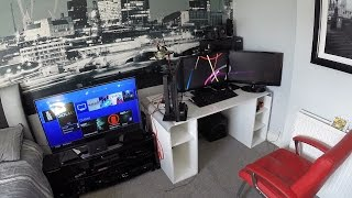 getlinkyoutube.com-My Epic Gaming Room Tour Setup!!!...